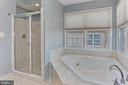 Master Bath - 19817 BETHPAGE CT, ASHBURN