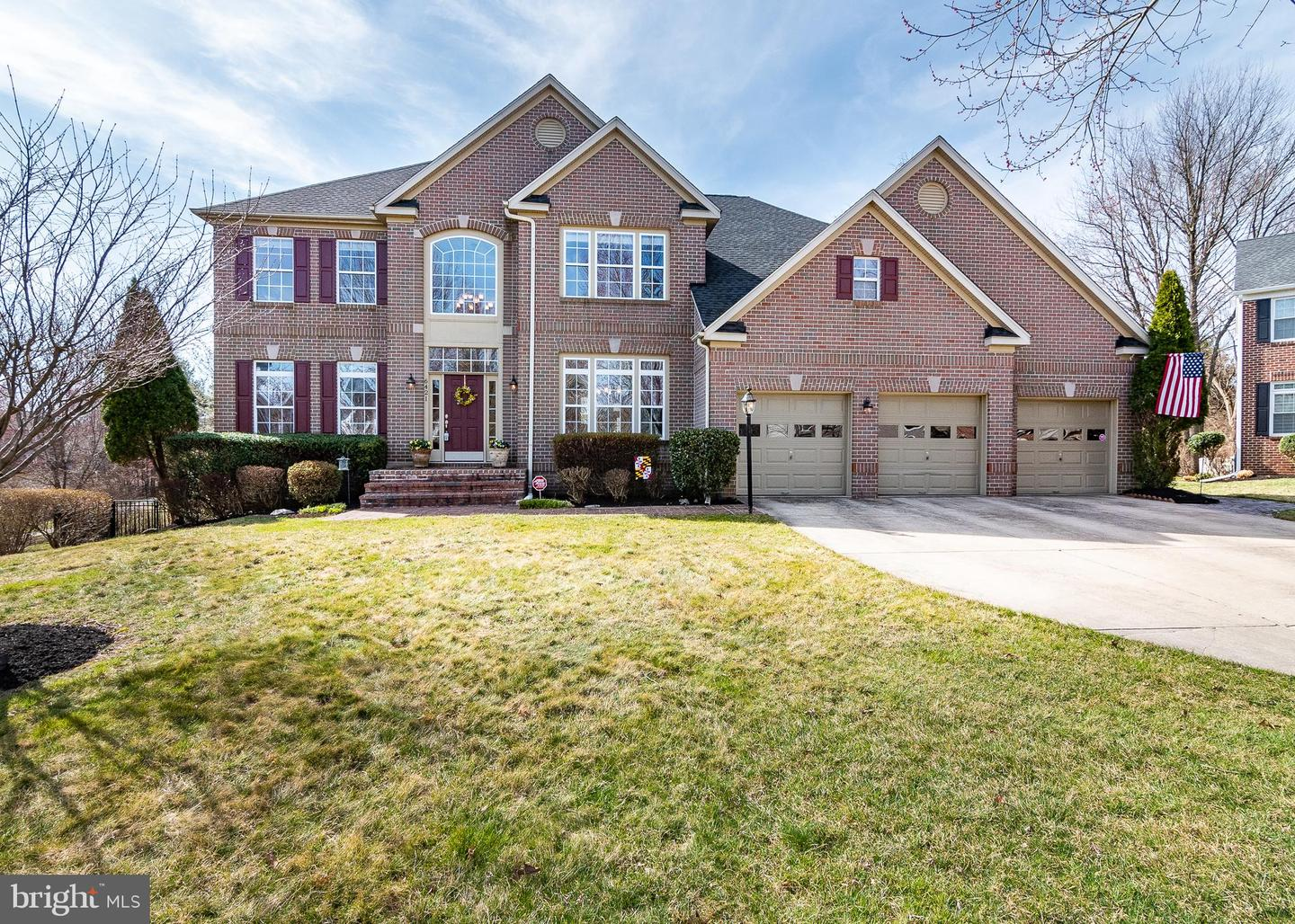 Single Family Home for Sale at 6421 Distant Melody Place 6421 Distant Melody Place Columbia, Maryland 21044 United States