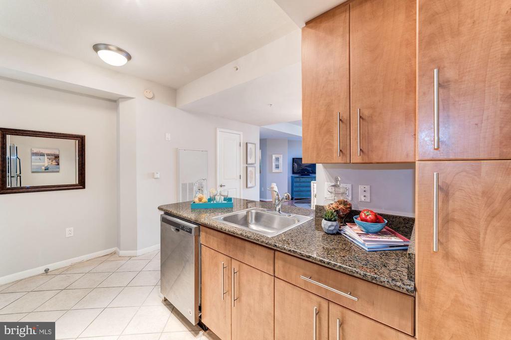 Dishwasher - 1021 N GARFIELD ST #221, ARLINGTON