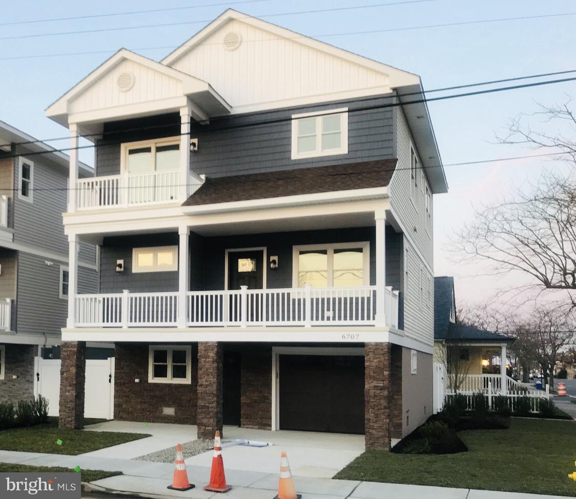 Villa per Vendita alle ore 6707 WINCHESTER Avenue Ventnor City, New Jersey 08406 Stati UnitiIn/In giro: Ventnor City