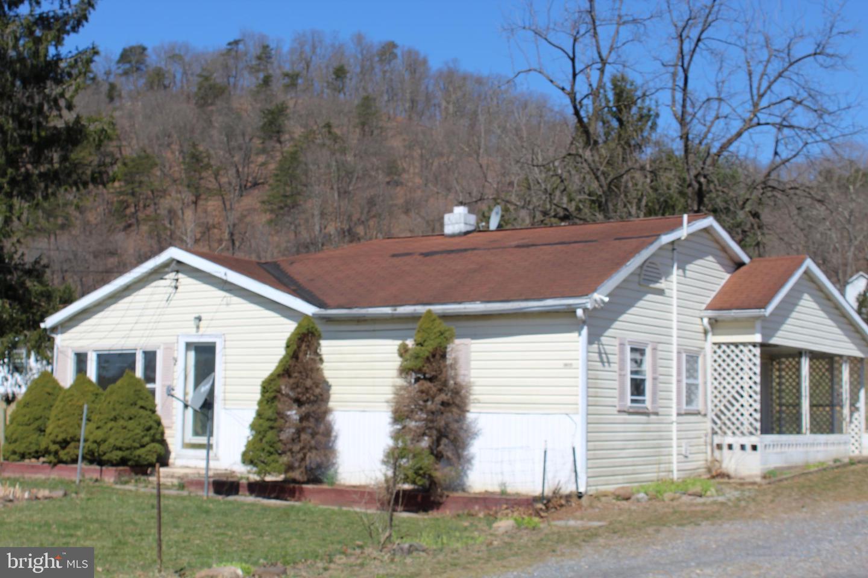 Single Family for Sale at 20125 Oldtown Rd SE 20125 Oldtown Rd SE Oldtown, Maryland 21555 United States