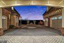 Drive through the Porte Cochere into paradise - 21051 ST LOUIS RD, MIDDLEBURG
