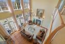 2 Story Living Room - 21051 ST LOUIS RD, MIDDLEBURG