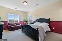 Bedroom #3 with en suite bath - 21051 ST LOUIS RD, MIDDLEBURG