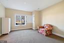 Bedroom #5 with en suite bath - 21051 ST LOUIS RD, MIDDLEBURG