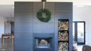Living Room fireplace - 761 FODDERSTACK RD, FLINT HILL