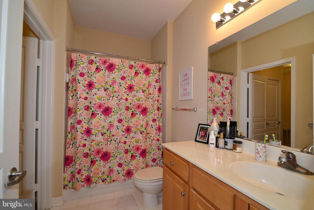 Second bathroom - 12001 MARKET ST #214, RESTON