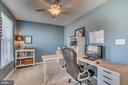 3rd Story Office on Master Level/Flex Space - 861 BASSWOOD DR, STAFFORD