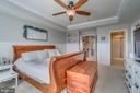 Secluded 3rd Level Master Suite - 861 BASSWOOD DR, STAFFORD