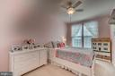Second Story Bedroom #2 - 861 BASSWOOD DR, STAFFORD