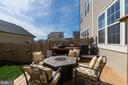 Outdoor Living Area - 861 BASSWOOD DR, STAFFORD