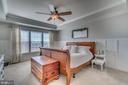 Tray Ceiling, Fan, Crown and Board and Batten Trim - 861 BASSWOOD DR, STAFFORD