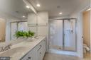 Master-Large Linen closet and Private water closet - 861 BASSWOOD DR, STAFFORD