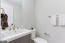 Club Level Powder Room - 6834 CHURCHILL RD, MCLEAN
