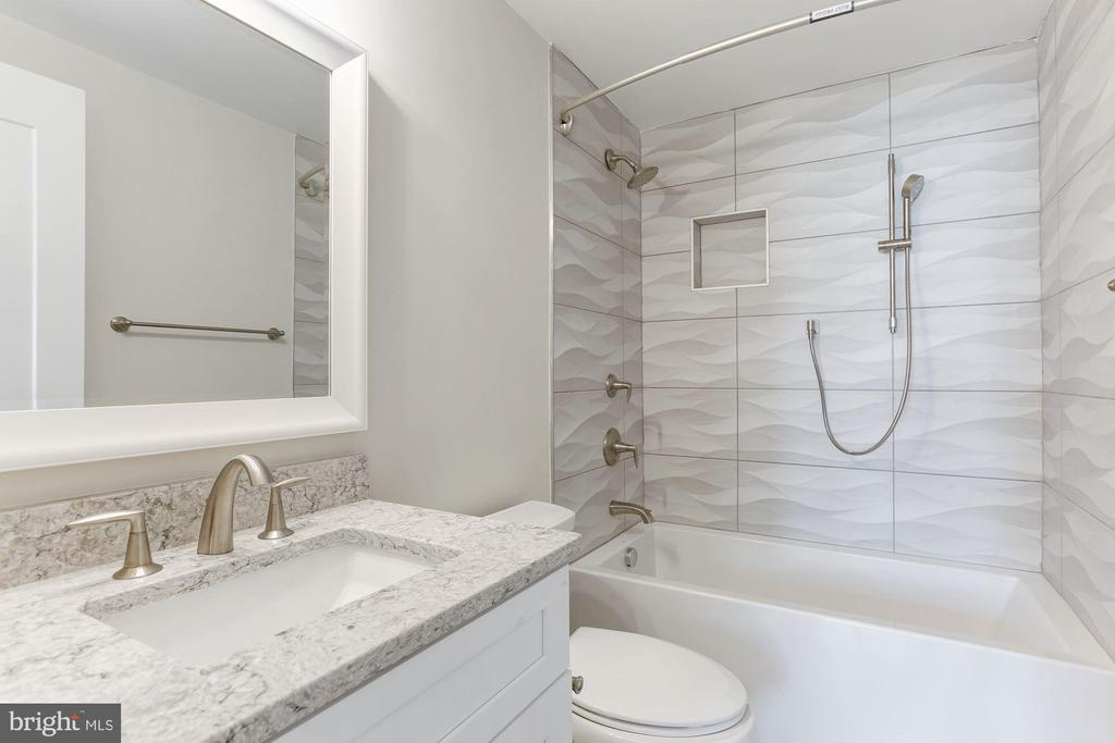 Full Bath (Lower Level) - 6834 CHURCHILL RD, MCLEAN