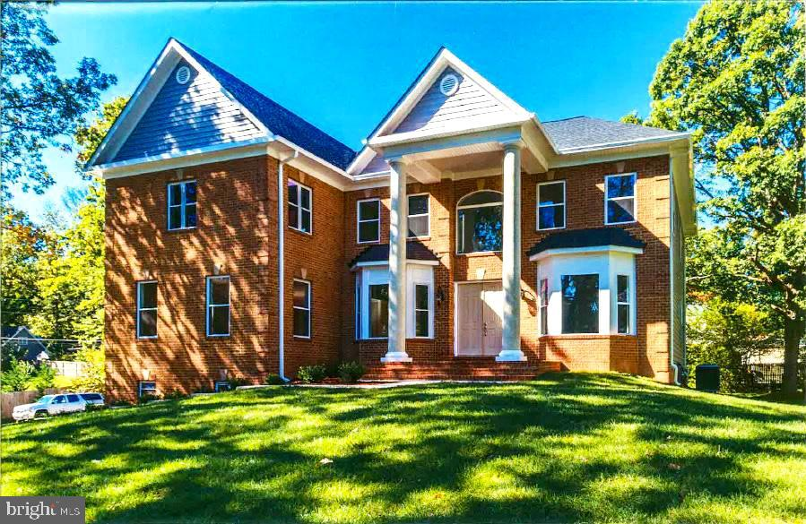 4112  DOVEVILLE LANE, one of homes for sale in Fairfax