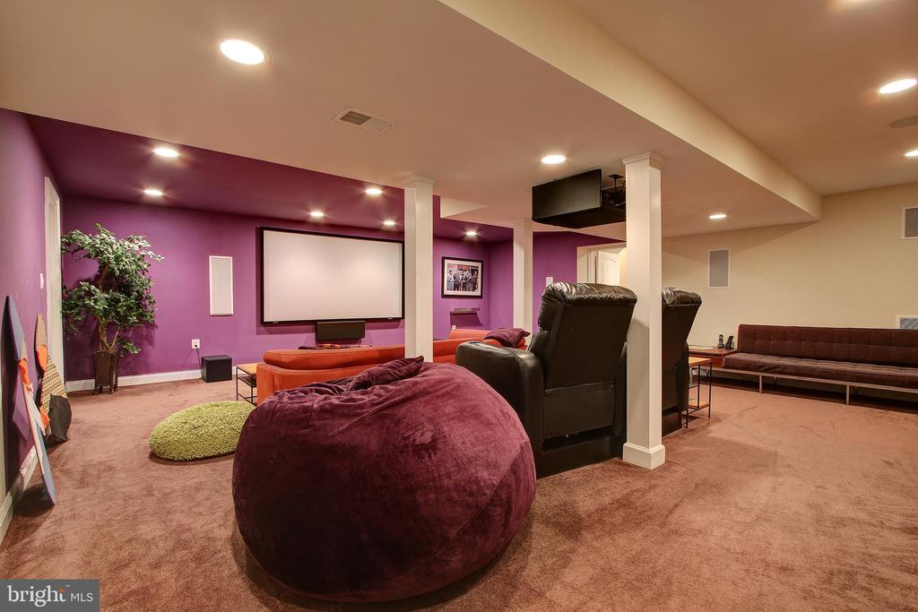 Lower Level - 7612 EXETER RD, BETHESDA