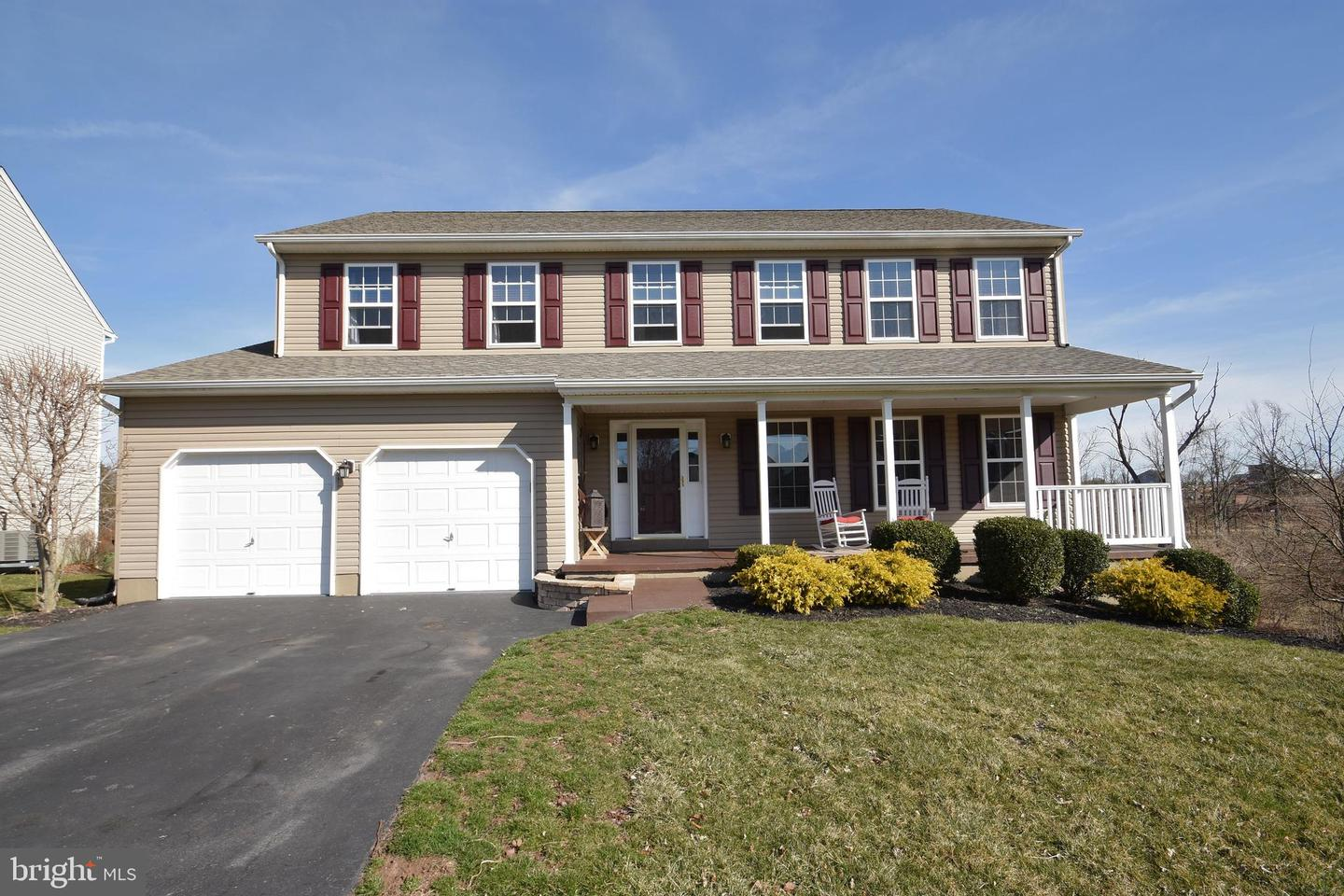 Photo of home for sale at 2025 Canyon Creek Road, Gilbertsville PA