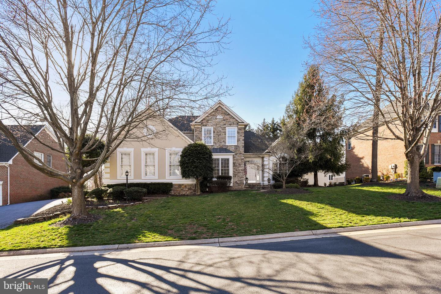 Single Family for Sale at 8090 Amsterdam Ct Gainesville, Virginia 20155 United States