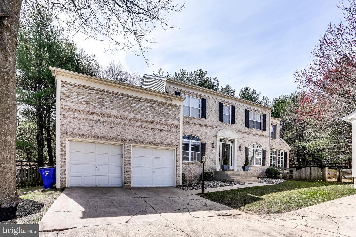 Single Family Home for Sale at 7020 Golden Seeds Row 7020 Golden Seeds Row Columbia, Maryland 21044 United States