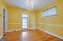 Separate Dining Room - 4910 25TH ST N, ARLINGTON