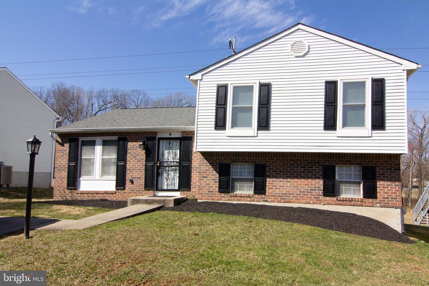 Photo of home for sale at 9 Elderberry Court, Baltimore MD