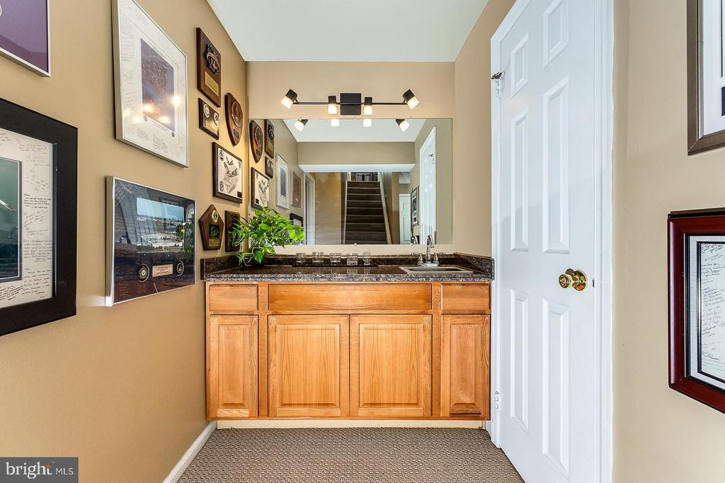 Wet Bar in the basement - 9703 TINY CT, BURKE