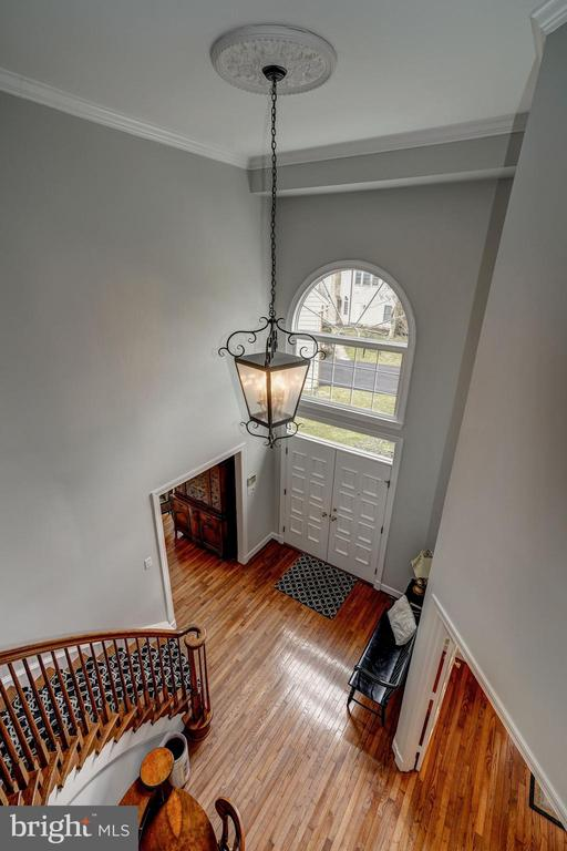 decorator accents throughout - 12 CLIMBING ROSE CT, ROCKVILLE