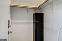 his walkin closet - 12 CLIMBING ROSE CT, ROCKVILLE