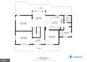 First floor Floor Plan - 6302 PANDA CT, WALDORF
