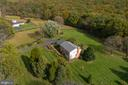 Aerial view of the property - 21960 OATLANDS RD, ALDIE