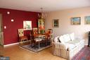 Living/ Dining - 434 TERRY CT #B3, FREDERICK