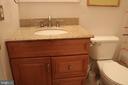 Second level full bath - 434 TERRY CT #B3, FREDERICK