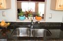 Beautiful granite counters! - 434 TERRY CT #B3, FREDERICK
