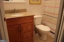 Upgraded vanity with granite - 434 TERRY CT #B3, FREDERICK