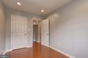 Third Bedroom or Office - 1408 CARROLLSBURG PL SW, WASHINGTON