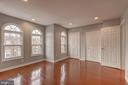 Arched Transoms Over Large Windows - 1408 CARROLLSBURG PL SW, WASHINGTON
