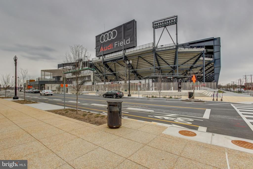 Audi Field for Soccer - 1408 CARROLLSBURG PL SW, WASHINGTON