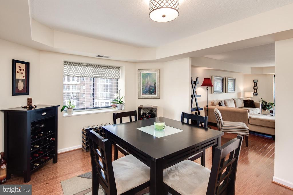 City Views from the Dining Room - 1600 N OAK ST #1718, ARLINGTON