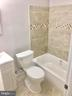 Bathroom - 1 DAIMLER DR #81, CAPITOL HEIGHTS