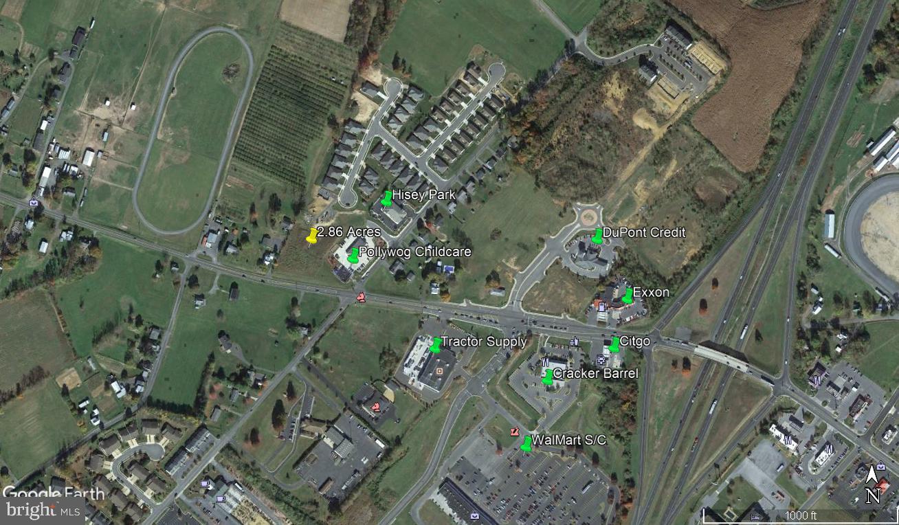 أراضي للـ Sale في Woodstock, Virginia 22664 United States