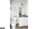 Second full bath - 43837 STUBBLE CORNER SQ, ASHBURN