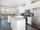 Kitchen - 43837 STUBBLE CORNER SQ, ASHBURN