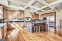 Kitchen - 9801 BEACH MILL RD, GREAT FALLS