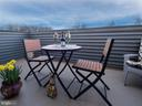 Terrace with access from bedroom 3 - 43837 STUBBLE CORNER SQ, ASHBURN