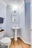 Powder Room - 1643 WHITE PINE DR, VIENNA
