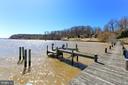 High tide water levels 4-6 feet - 94 CANTERBURY DR, STAFFORD