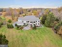 Aerial view of rear of home - 9801 BEACH MILL RD, GREAT FALLS