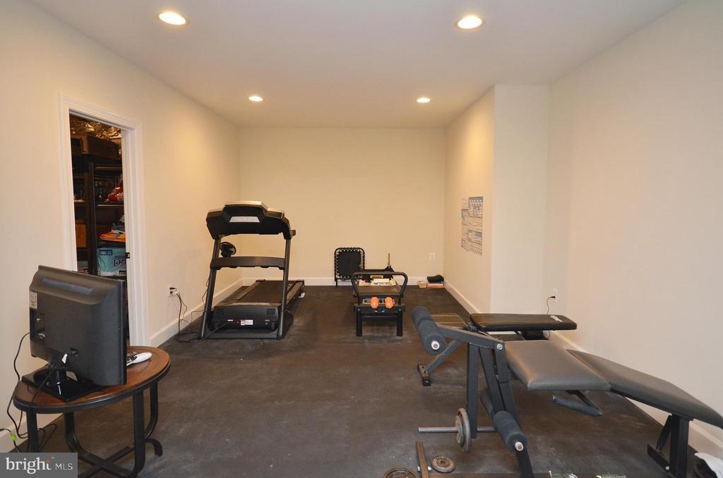 Exerciser room. - 13291 APRIL CIR, LOVETTSVILLE