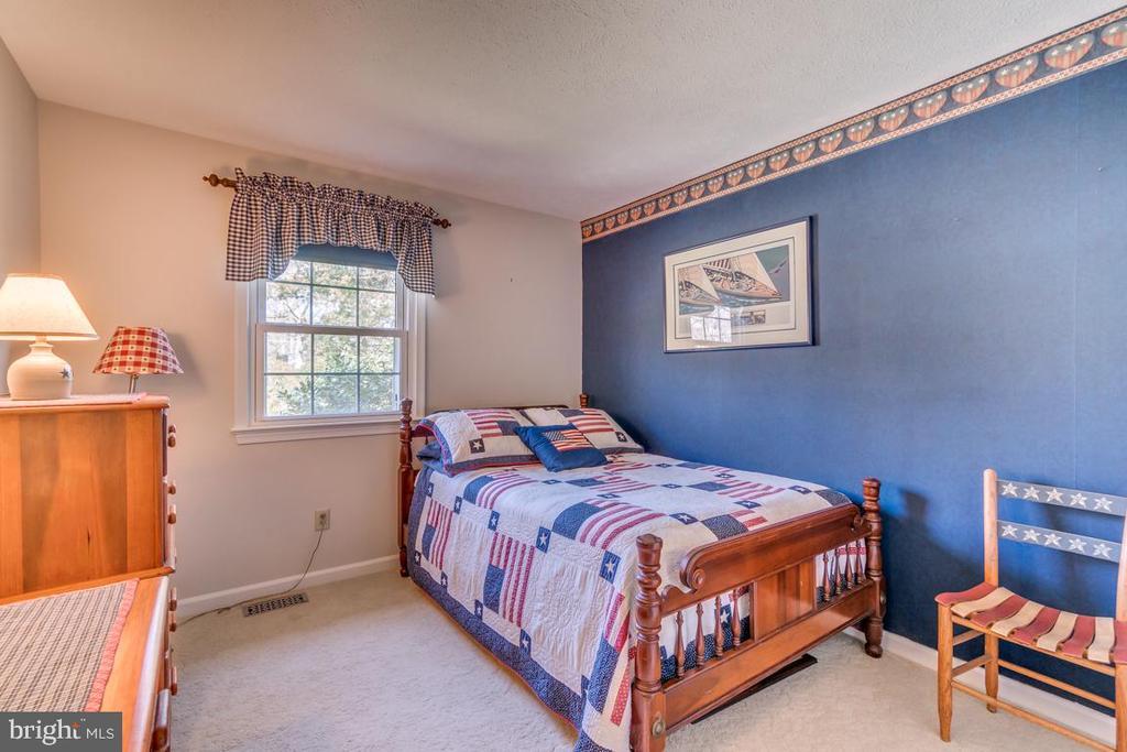 Left corner front bedroom - 1113 JOHN PAUL JONES DR, STAFFORD